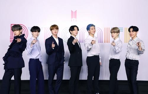 Le groupe de K-pop BTS bat un nouveau record sur Youtube