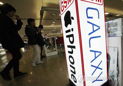 3분기 애플과 삼성전자 수익성 격차 4배
