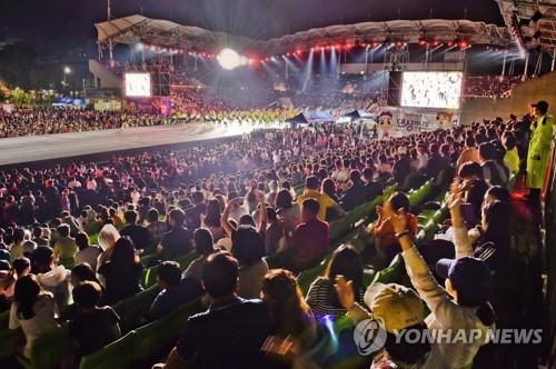 참가팀 줄이고 퍼레이드 취소…원주댄싱카니발 안전한 축제