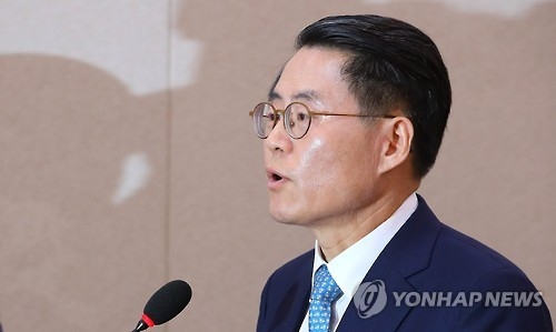 New Minister of Agriculture, Food and Rural Affairs Kim Jae-soo (Yonhap file photo)
