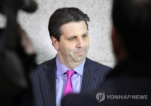 (3rd LD) U.S-S. Korea alliance continues to be strong: Lippert