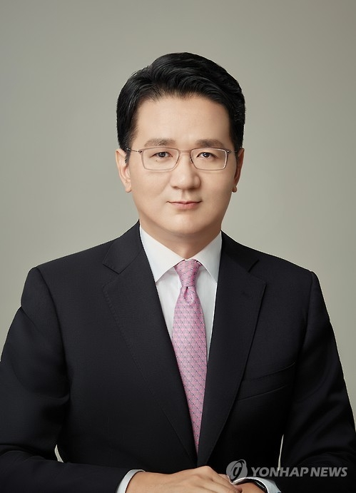 Cho Won-tae, new president of Korean Air Line Co. (Photo courtesy of Hanjin Group)