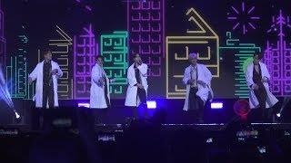Highlight performs 'Plz Don't Be Sad' at KCON New York - 2