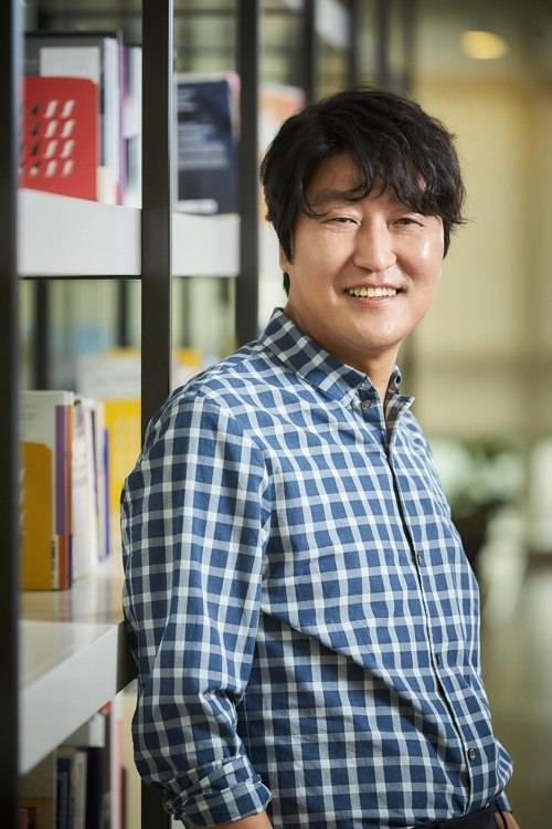 This photo released by Showbox shows actor Song Kang-ho. (Yonhap)