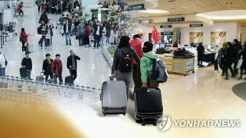 Damage from China's ban on S. Korean tours estimated at 7.5 tln won - 1