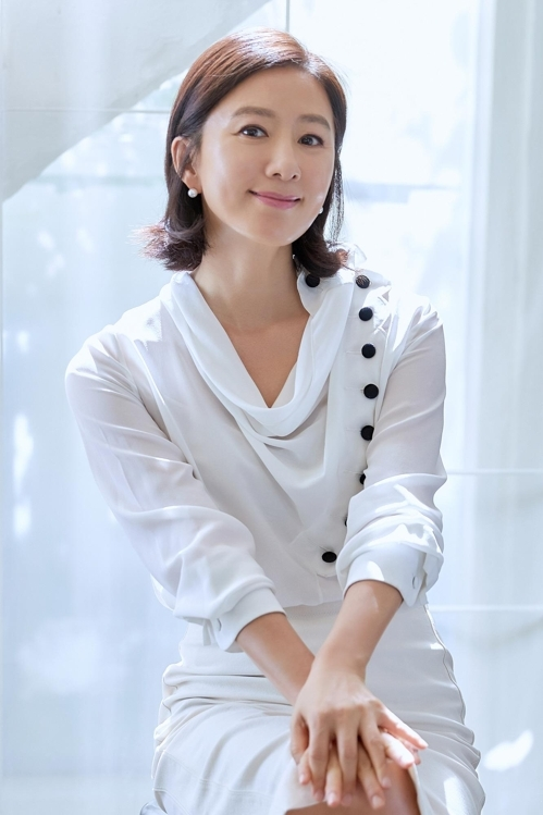 This photo provided by Next Entertainment World shows actress Kim Hee-ae. (Yonhap)