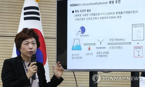 (2nd LD) S. Korea bans sale of 59 drugs used to treat high blood pressure