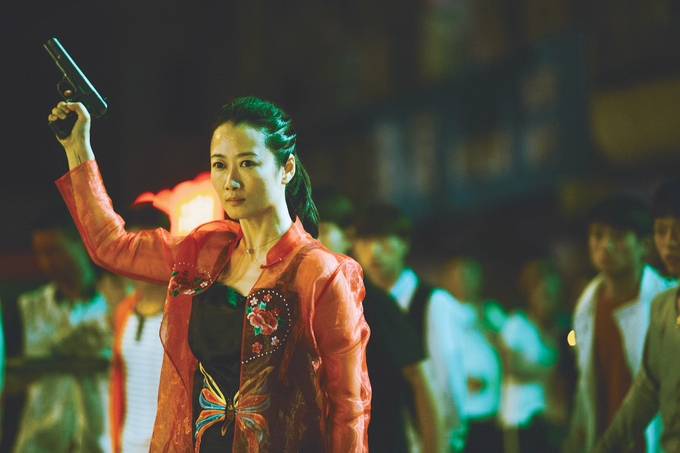 "A still from ""Ash is Purest White"" provided by Busan International Film Festival. (Yonhap)"