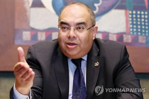 (Yonhap Interview) N. Korea is welcome to join World Bank when ready: VP