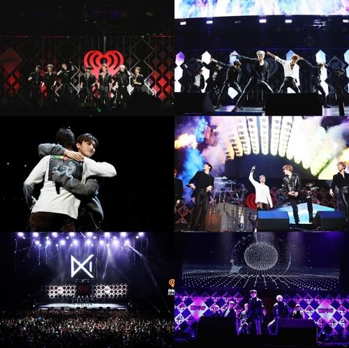 K-pop boy band Monsta X wraps up Jingle Ball Tour in U.S.