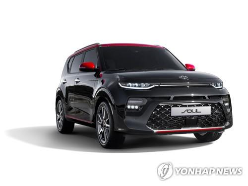 S. Korean carmakers to launch 10 new models in 2019