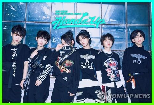 This image of Boy Story, composed of the six Chinese members in their early teens, is provided by JYP China. (Yonhap)