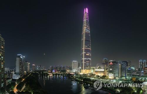 S. Korea's total building floor area up 3.1 pct in 2018