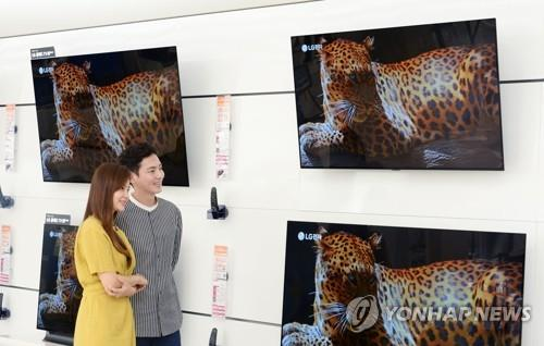 S. Korea falls behind China in world's LCD TV market - 1