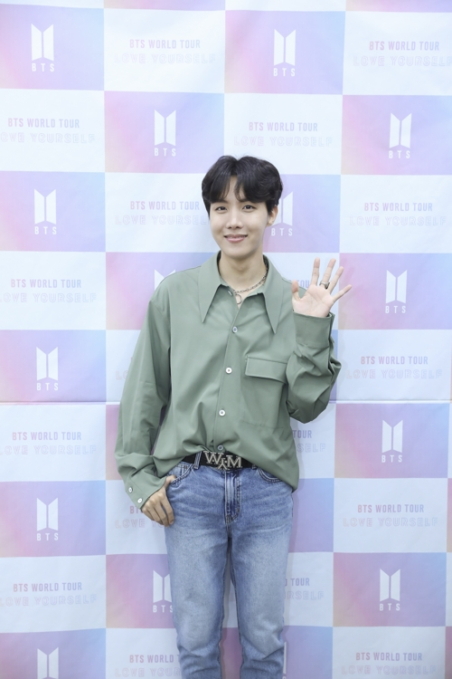 BTS' J-Hope donates money to his alma mater on his birthday