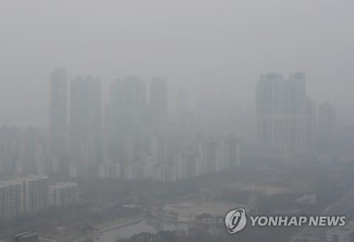 S. Korea mulls drawing up extra budget over fine dust - 1