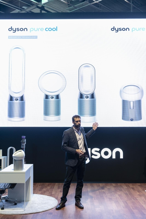 (Yonhap Interview) Dyson moving to win over Korean consumers as country grapples with fine dust: engineer