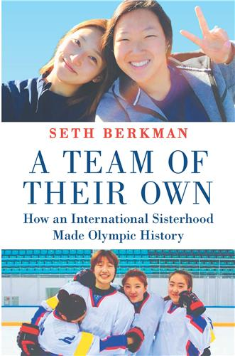 (Book Review) 'A Team of Their Own': a winner of a book about unified Korean women's hockey team at PyeongChang 2018