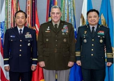 S. Korean, U.S. JCS chiefs to hold annual talks in Seoul next month