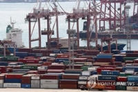 Korea's exports down 20.8 pct in first 10 days of November