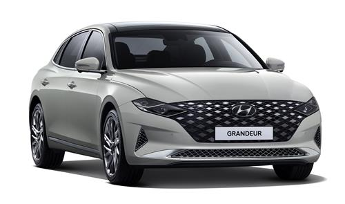 (LEAD) Hyundai aims to sell 110,000 new Grandeurs by 2020