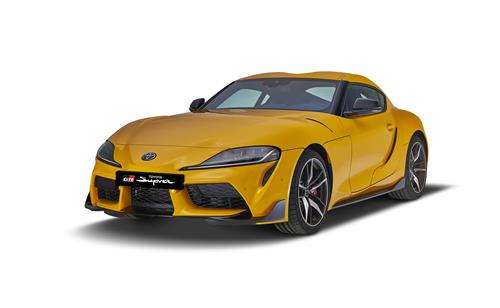 Toyota launches GR Supra to revive S. Korea sales