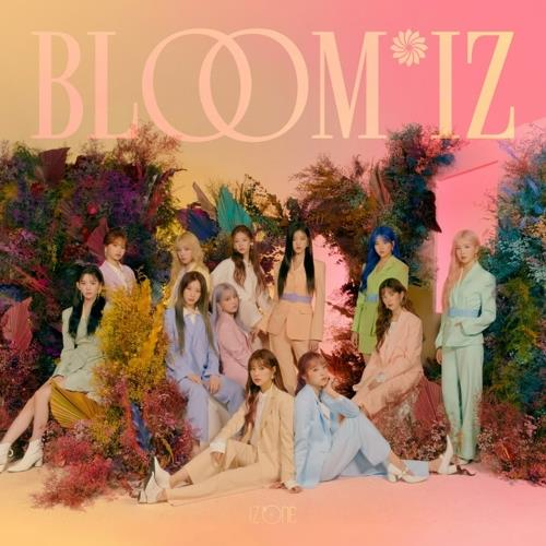 "This album image of ""Bloom*Iz"" is provided by Off the Record. (PHOTO NOT FOR SALE) (Yonhap)"