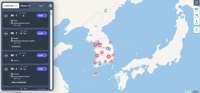 S. Koreans rely on digital maps to track spreading virus