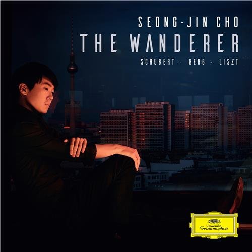 "The cover of pianist Cho Seong-jin's upcoming album ""The Wanderer"" provided by Universal Music (PHOTO NOT FOR SALE) (Yonhap)"