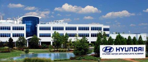 This captured image from the Hyundai Motor Manufacturing Alabama homepage shows the carmaker's plant in the U.S. state. (PHOTO NOT FOR SALE) (Yonhap)