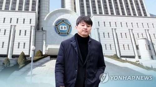This composite file photo shows former Busan vice mayor Yoo Jae-soo. (Yonhap)