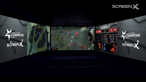 Movie theaters to live stream 'League of Legends' tournament
