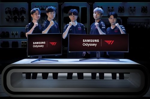 Samsung to sponsor esports company with gaming monitors