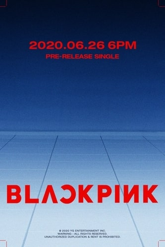 BLACKPINK announces June release date for new single