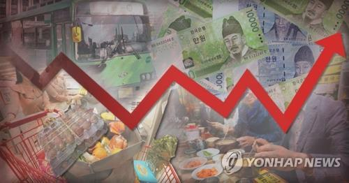 (LEAD) S. Korea's annual inflation unchanged in June amid pandemic