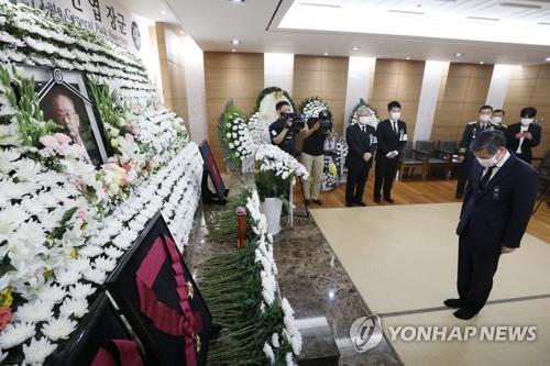 Late war hero Paik's burial site decided after discussions with family: defense ministry - 1