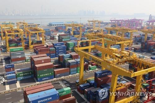 S. Korea's export prices increase for 2nd month in June