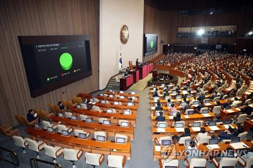 Nat'l Assembly overwhelmingly approves revisions to real estate regulation bills