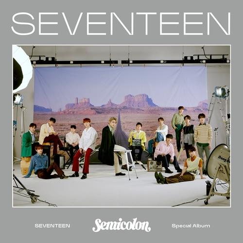 Upcoming album by Seventeen exceeds 1 mln in presales