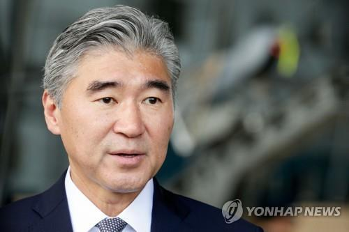 Ex-ambassador to S. Korea Sung Kim appointed acting assistant secretary of state