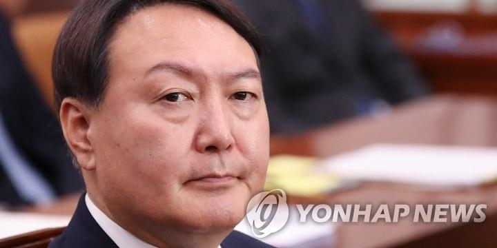 The undated file photo shows Prosecutor General Yoon Seok-youl. (Yonhap)