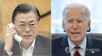 (LEAD) Moon set for 5-day trip to U.S. for summit with Biden