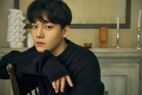 Chen de EXO. (Photo fournie par SM Entertainment. Archivage et revente interdits)