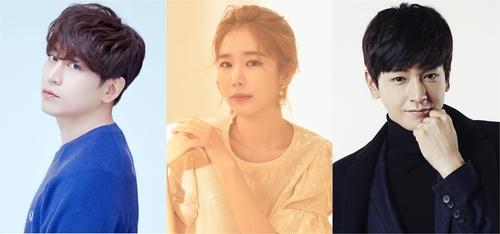 韓流 神話のエリックとユ インナ 新ドラマで共演 聯合ニュース