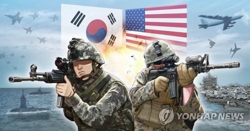 韓米合同軍事演習 きょう終了=統制権移管検証は不十分 | 聯合ニュース