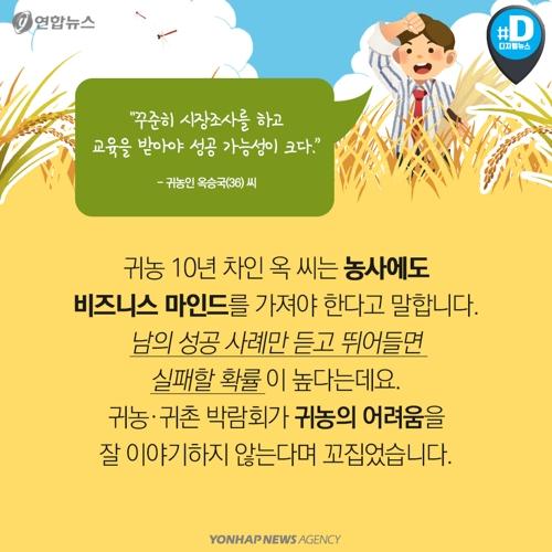 """[카드뉴스] 나도 청년 농부가 될 수 있을까…""""준비만이 살길"""" - 6"""