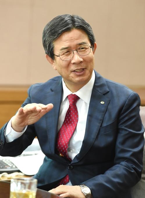 김영섭 부경대 총장