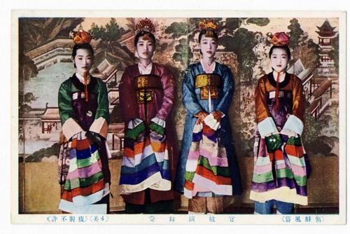 조선시대 관기의 모습
