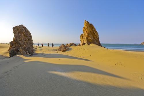 대만 예류해변 뺨치는 농여해변 [사진/성연재기자]
