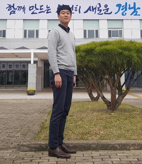 조동현 경남도 농업정책과 주무관